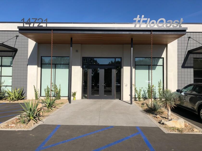 FloQast office exterior