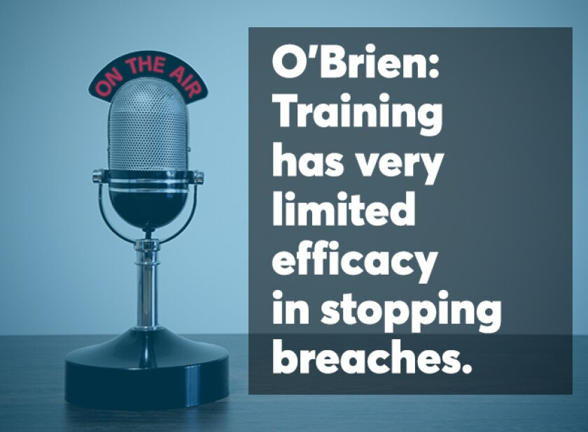 Obrien podcast off season phishing