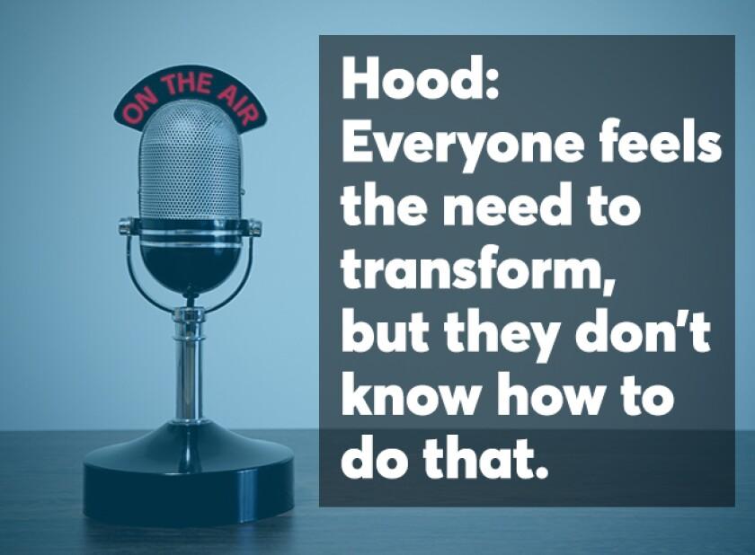 Hood - Anticipatory podcast screen