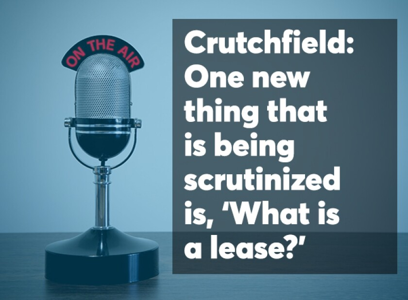 Crutchfield podcast screen