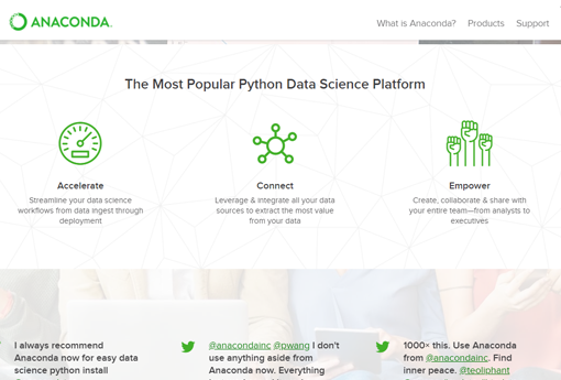 16 top platforms for data science and machine learning