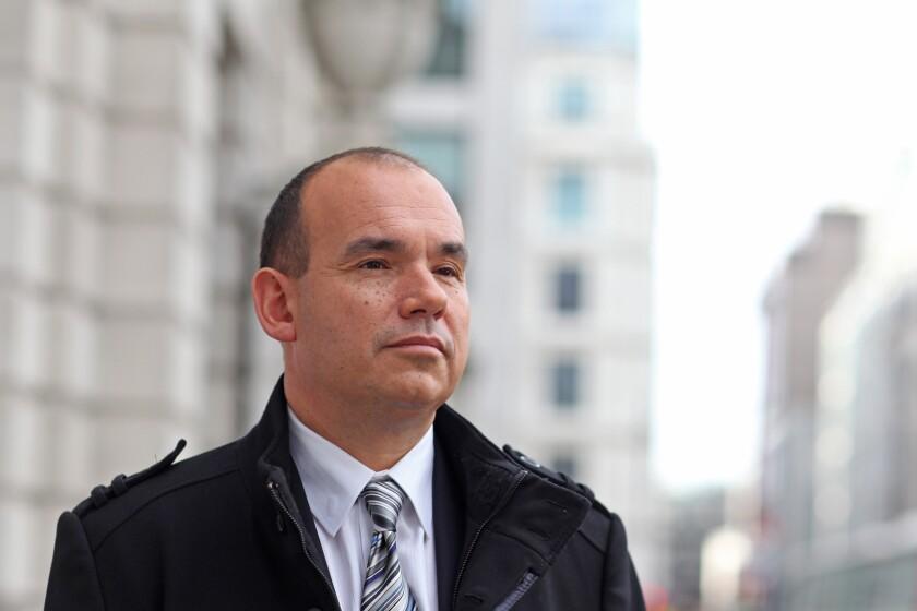 Former Olympus CEO Michael Woodford
