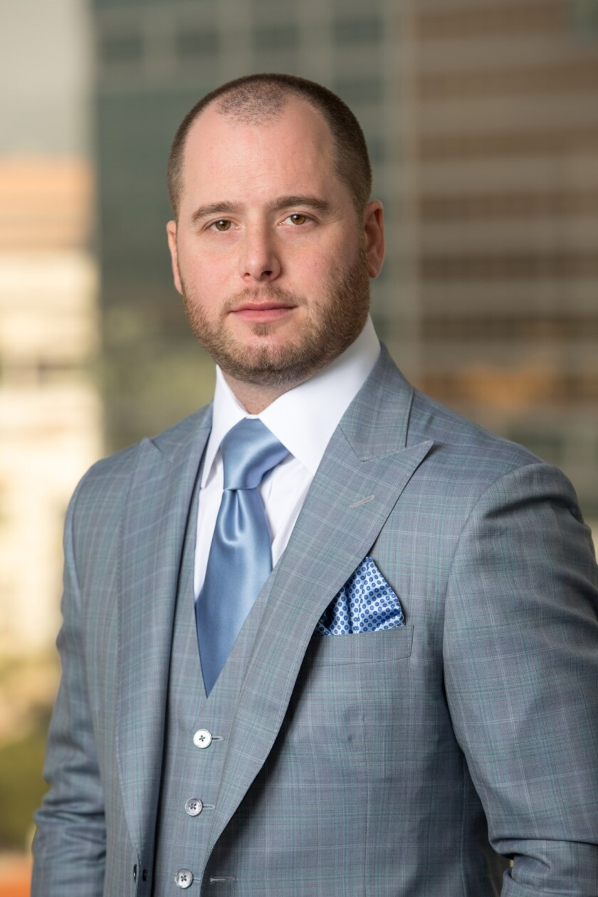 Joshua Glass, a Los Angeles-based advisor, had been with Wells Fargo for 12 years before moving to Stifel this month.