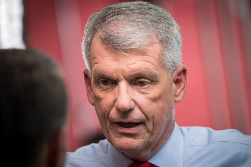 Why Wells Fargo's CEO is harder to oust than Warren suggests