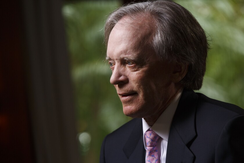 """""""Italy affects German bunds because ultimately if Italy decides to leave the EU the consequences are severe,"""" Bill Gross said."""