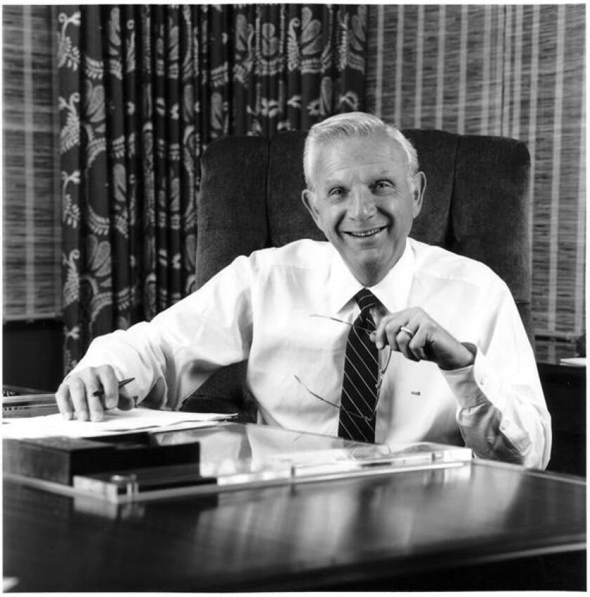 Henry Bloch in 1980