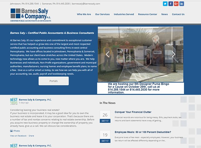 Best Firms - Barnes Saly & Co.