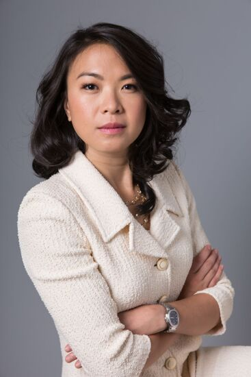 Christine Moy, Blockchain Program Lead at JPMorgan.