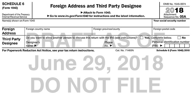 A new look for the 1040 tax form? | Accounting Today