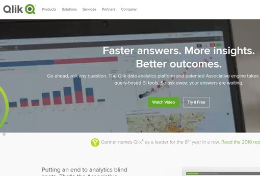 20 top platforms for analytics and business intelligence