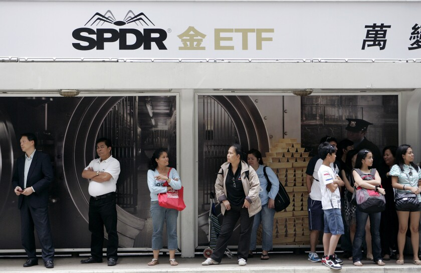 State Street's Consumer Staples Select Sector SPDR ETF, which lost more than $773 million in the first five months of the year, reported $583 million of inflows for the month of June.