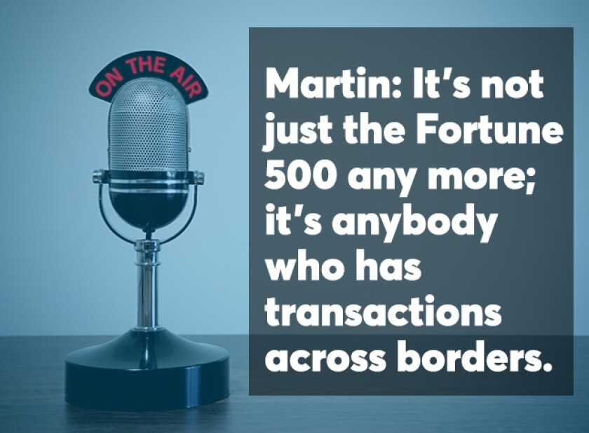 Martin podcast screen