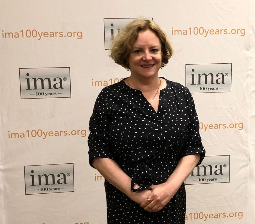 Shari Littan, manager of corporate reporting technical activities at the Institute of Management Accountants