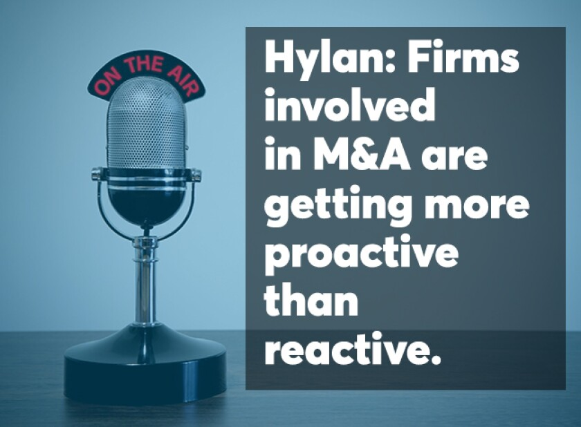 Hylan podcast screen