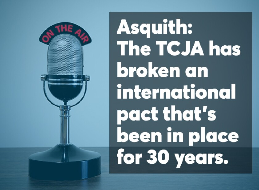Asquith Tax war podcast screen