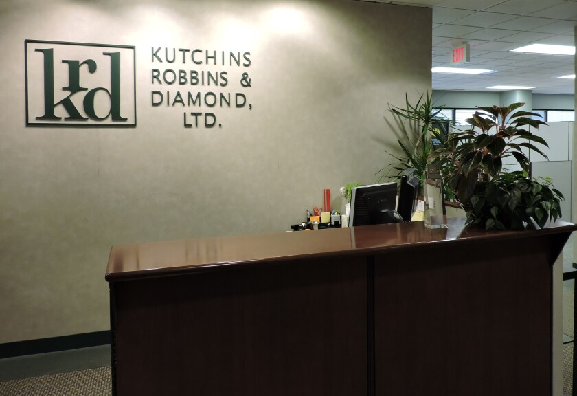 Kutchins, Robbins & Diamond offices