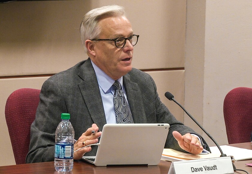 GASB chairman David Vaudt