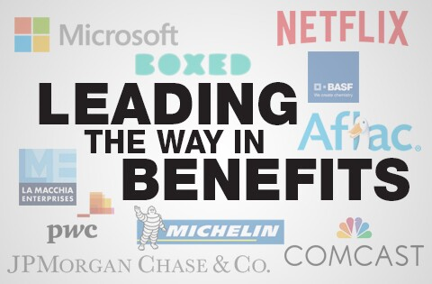 10 companies with innovative benefits packages | Employee