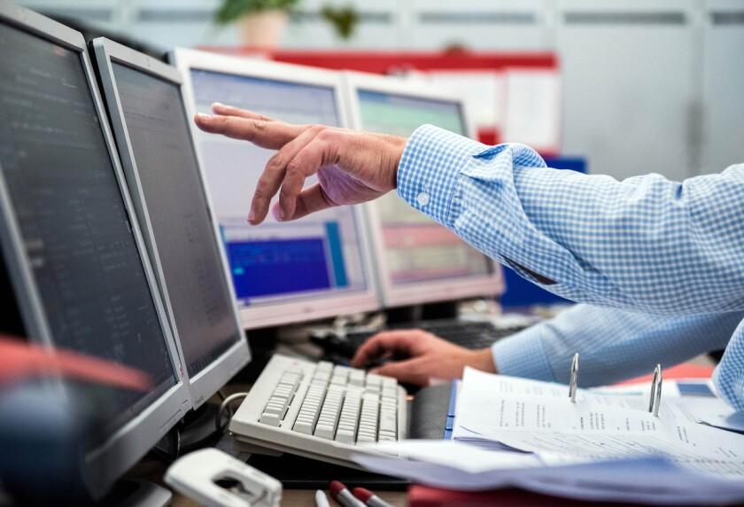 Inside The Wiener Boerse AG Stock Exchange