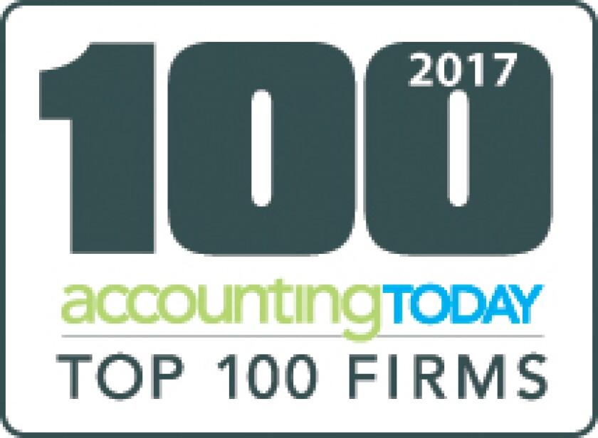 T100 Firms 2017 logo