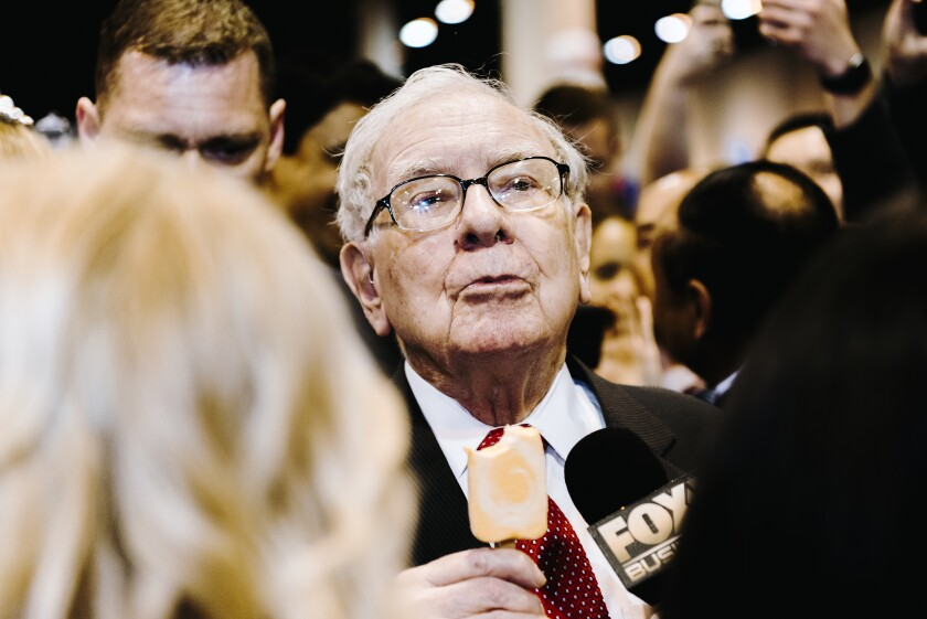 Inside The Berkshire Hathaway Inc. Annual General Meeting