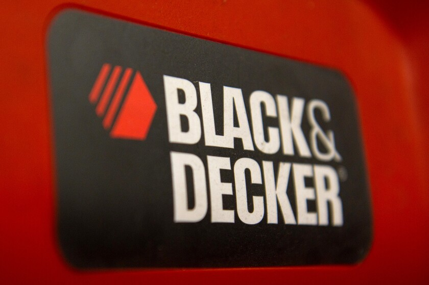 Stanley Black and Decker bloomberg photo