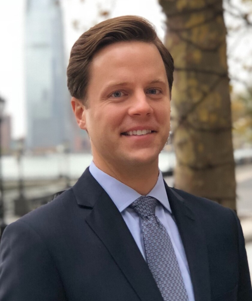 Ben Phillips, CIO at EventShares, is responsible for overseeing portfolio management for advisor clients.