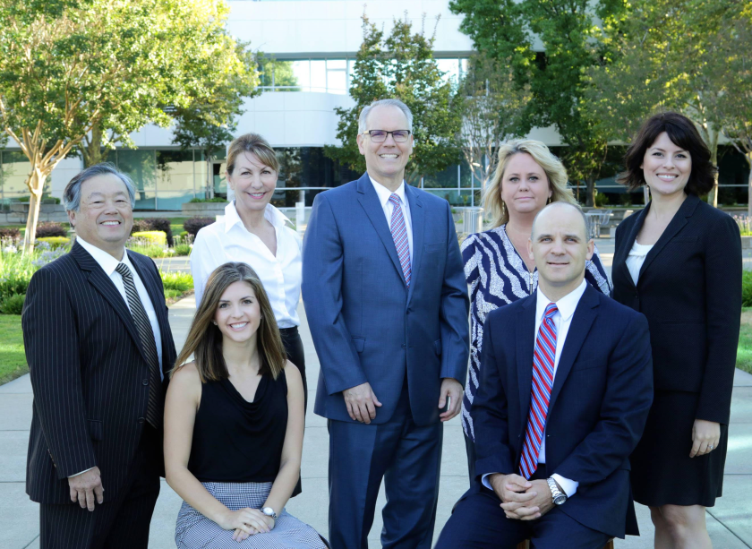 Adviser Stan Leavitt and his Ameriprise team