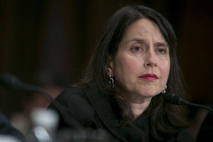 """""""We need to avoid thinking about exchange-traded products as a monolith,"""" says SEC official Kara Stein."""