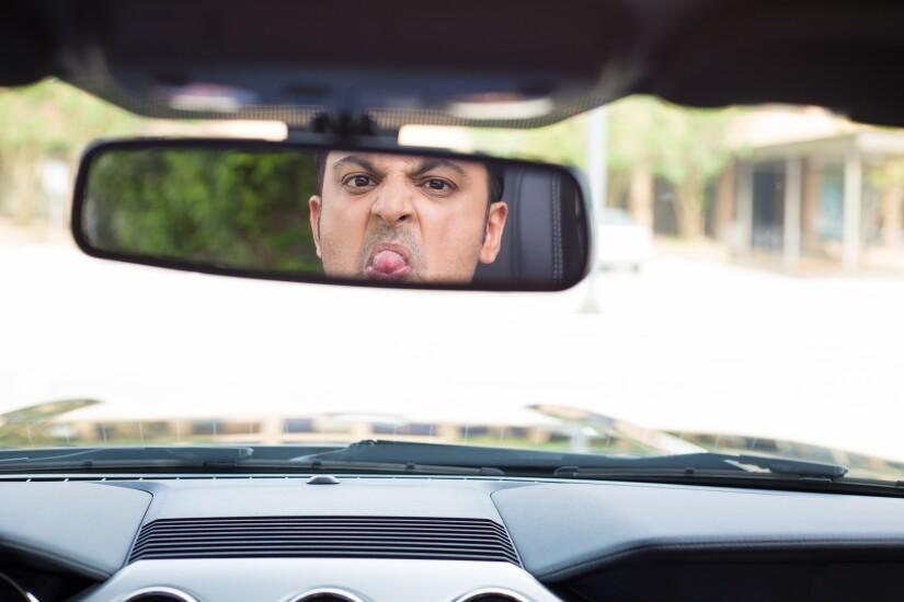 obnoxious driver