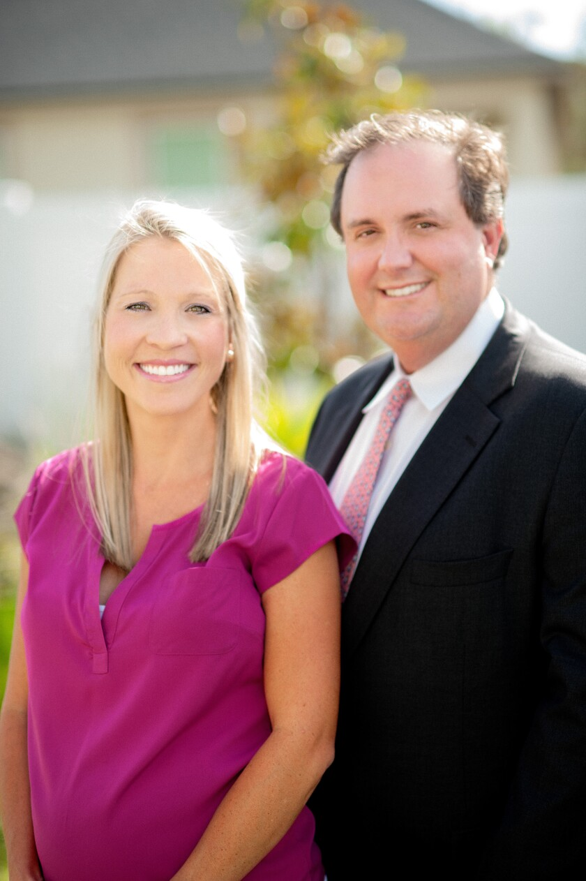 David Darby and Melissa Gray Dynasty Financial Partners photo