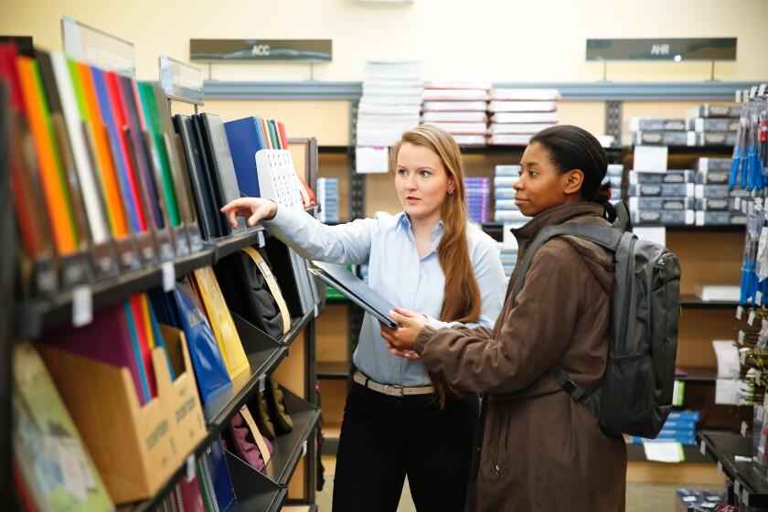 Barnes and Noble Education Wake Tech