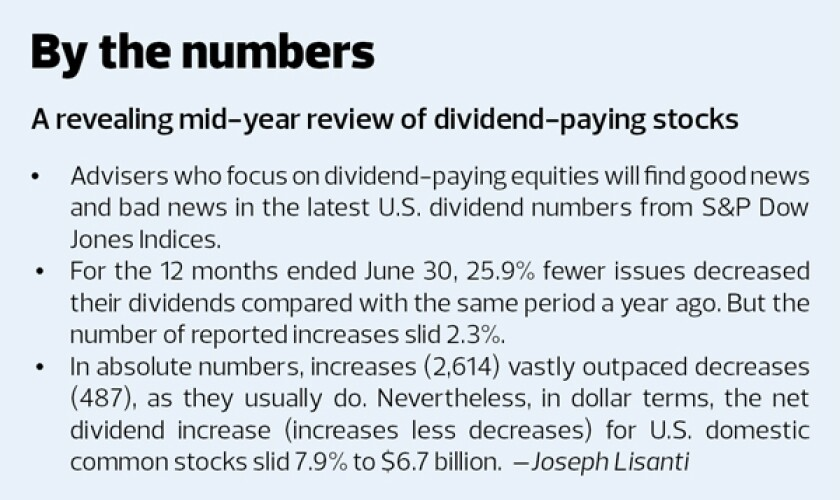 Seeking dividend growth-Lisanti-Aristocrat-ETFs
