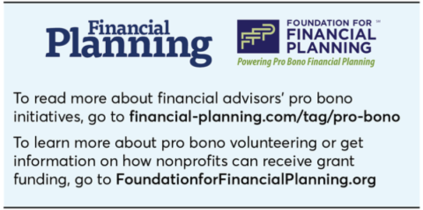 Foundation for Financial Planning call out box 3 20 19