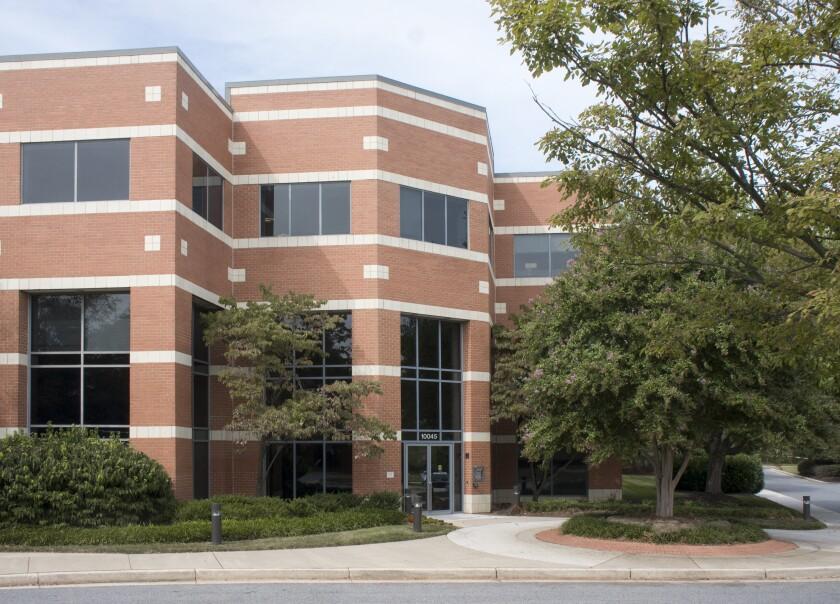 Gorfine, Schiller & Gardyn, P.A.'s office in Owings Mills, Md.