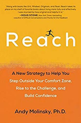 Book cover - Reach
