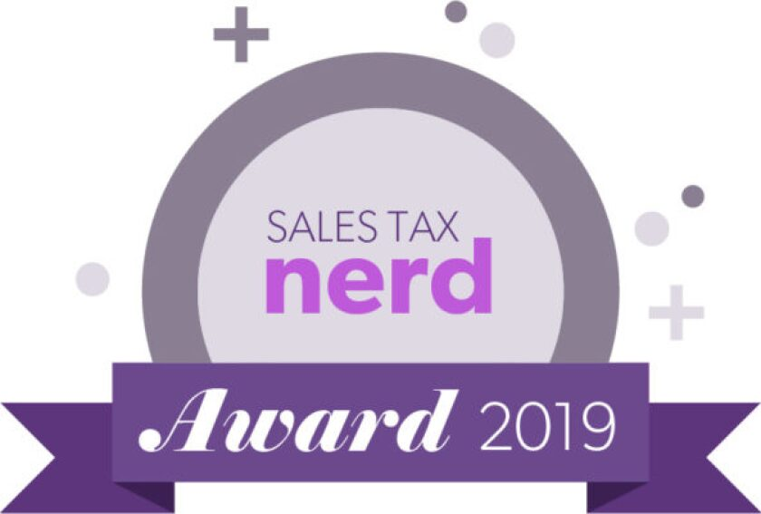 Sales Tax Nerd logo