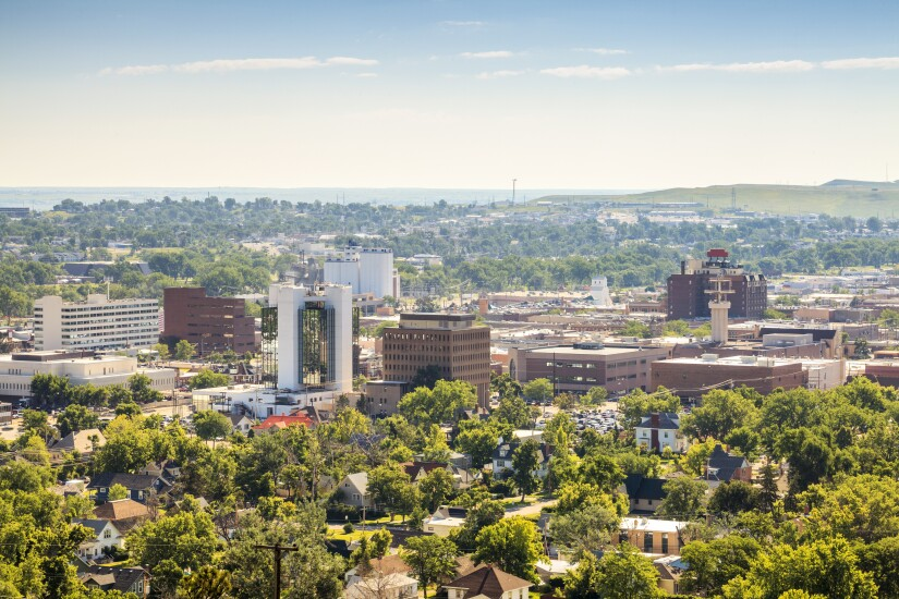 Rapid City SD Adobe Stock