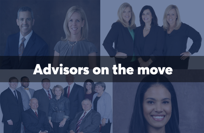 Advisors on the move: 43 of the biggest recent jumps | On