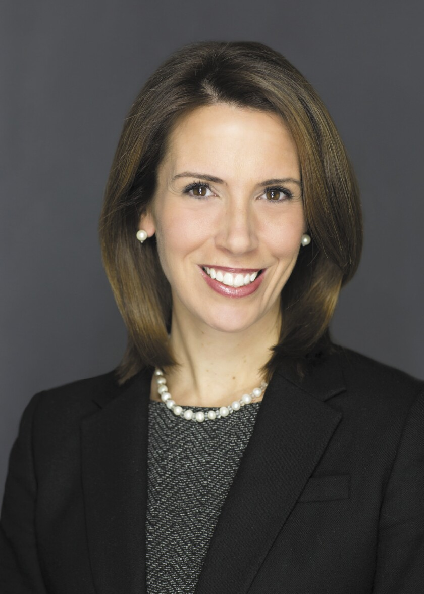 Brooke McGeehan RBC branch manager - November 26, 2018