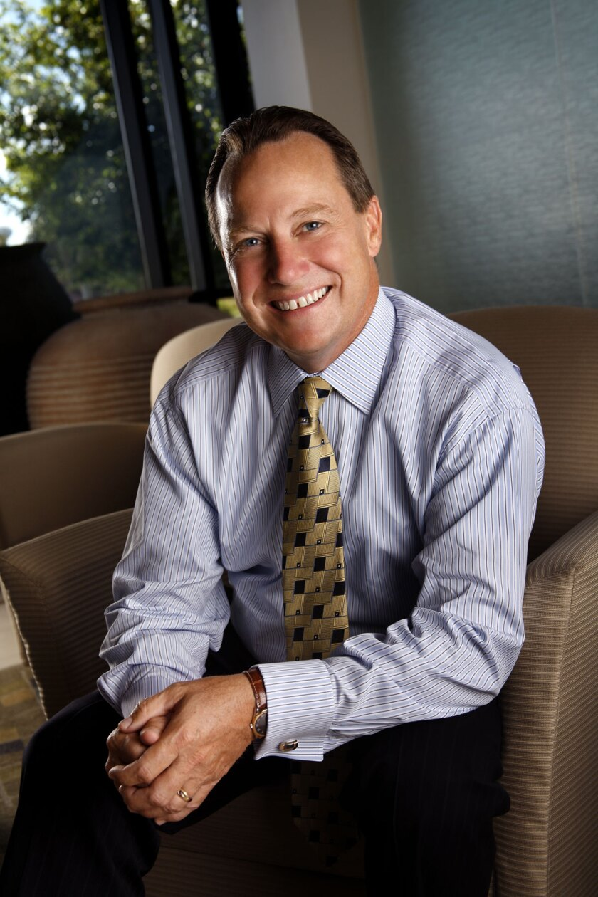 Baker Tilly International chairman Timothy Christen