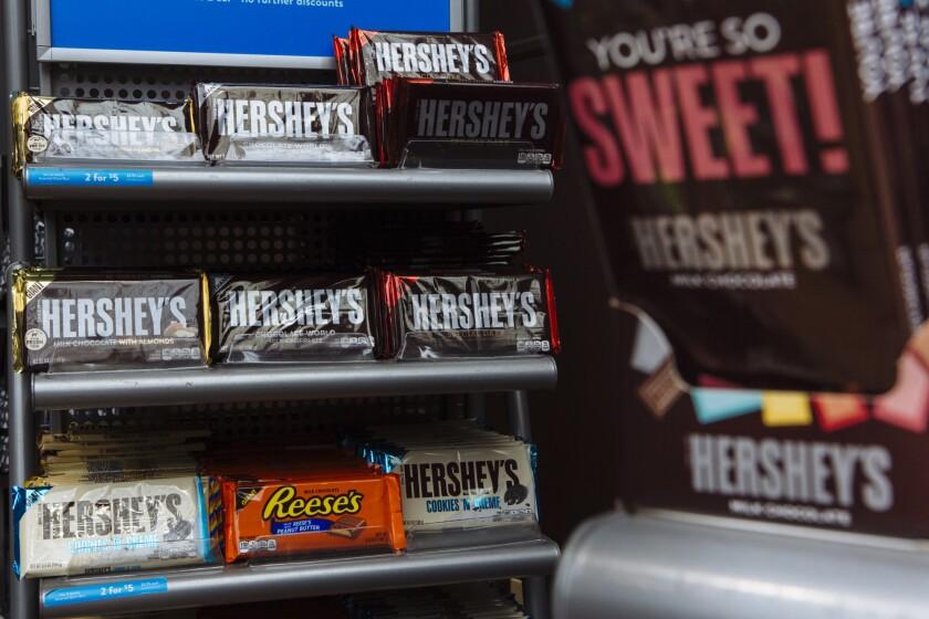 Hershey.Bloomberg