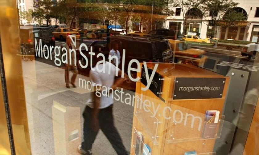 Morgan Stanley Reels in $5B Team