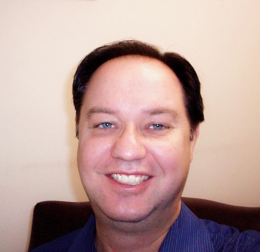 David J. Lutz Jr. selfie