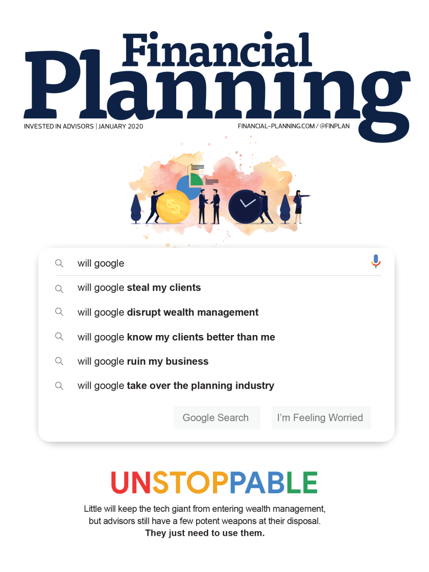 Financial Planning Google cover story 0120 IAG