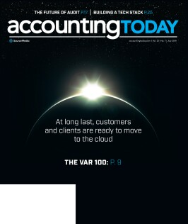 Accounting Today Magazine   Accounting Today