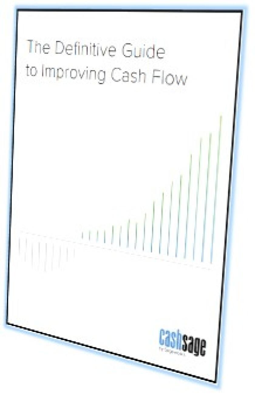 Sageworks cash flow guide
