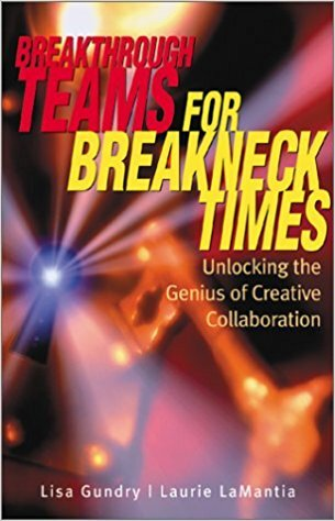 Book cover - Breakthrough Teams