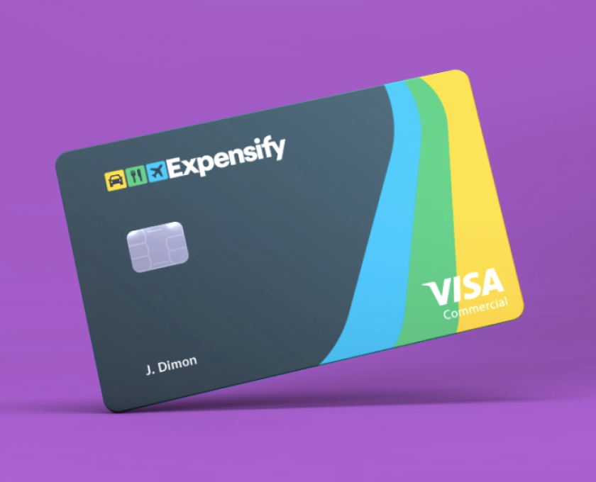 Expensify card 2019