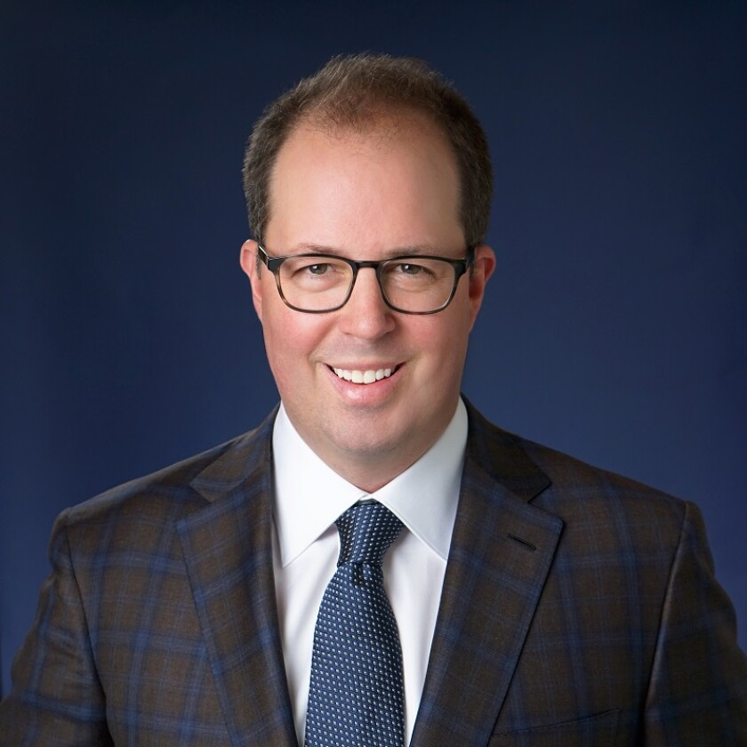 Andrew Parmentier is the new head of thematic investing at Highland Capital.